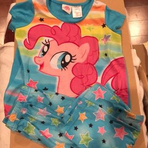 Little Pony pj set